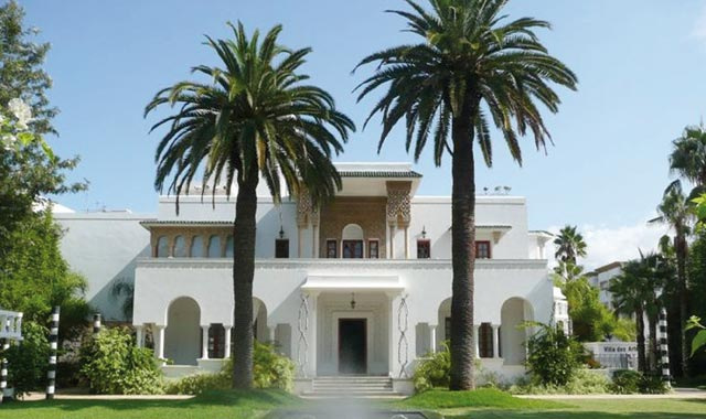 «Traits d union» à la Villa  des arts de Rabat