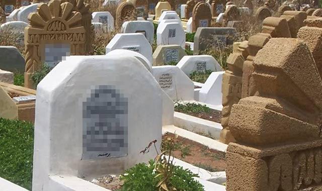 Il viole sa victime dans un cimetière