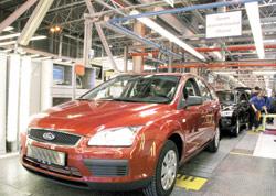 Automobile : Le groupe Ford dans le rouge