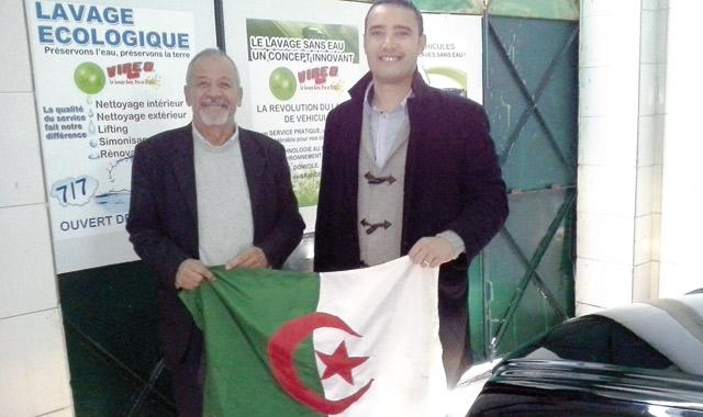 Lavage auto écologique : Vireo Maroc s implante en Algérie