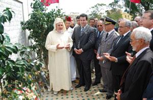 Commémoration du 63ème anniversaire de la visite de feu SM Mohammed V