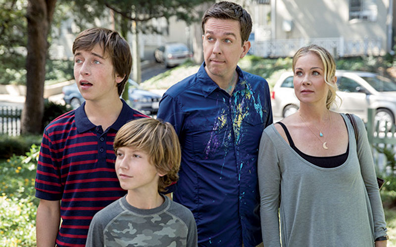 «Vive les vacances» : Les péripéties d'une famille américaine