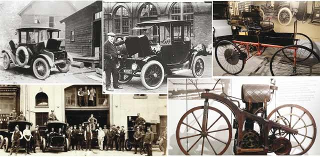 Il était une fois… Voiture électrique : Branchés même  au XIXème siècle !