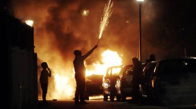 France : Les voitures brûlées la nuit du nouvel An en baisse de 10,6%