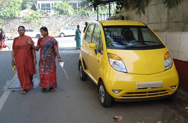 L'Inde, hub pour les voitures économiques