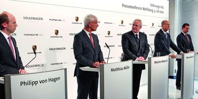 Porsche vs Volkswagen : Le rachat enfin finalisé