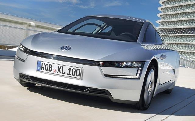 Volkswagen XL1 : Invitation à l essai