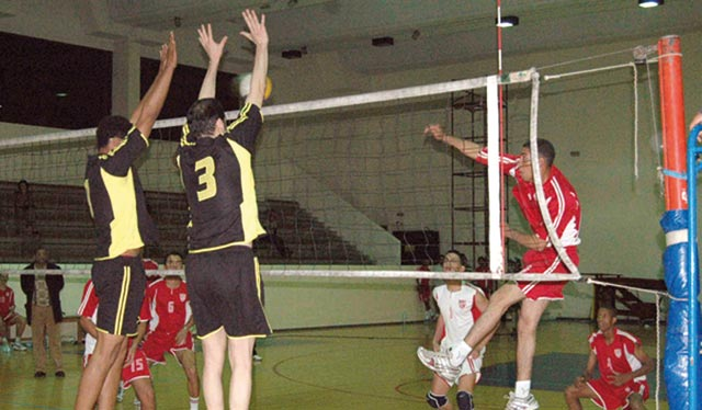 Division Excellence de volley-ball : L Ittihad Tanger s adjuge  le titre