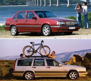 Volvo 850 GLT : 20 ans déjà