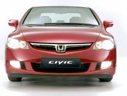 Honda Civic : la huitième du nom