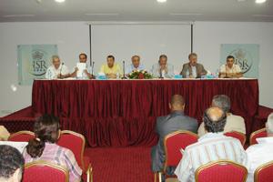 Abdelhak Bakhat élu président par intérim