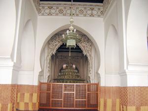 Mosquée de Taza : Harmonie parfaite entre le religieux et l'architectural