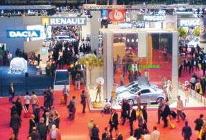 Mondial de l'Automobile : Une vitrine de nouveautés