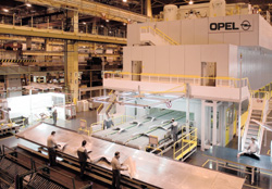 General Motors lorgne les équipementiers marocains