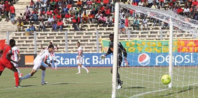 Coupe de la CAF : Le Wydad offre la victoire à Djoliba
