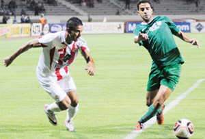 Championnat Pro-élite : Le Wydad s'impose face à l'Ittihad de Khémisset