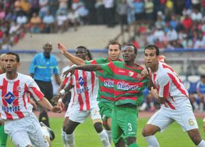 Ligue des champions d'Afrique de football : WAC-Mouloudia d'Alger : Un 4-0 qui rappelle Marrakech