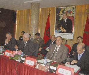 Beni Mellal : un plan d'action pour le développement durable