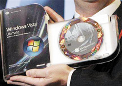 High-tech : Windows Vista débarque