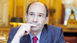 Nicolas Sarkozy prend la défense d'Eric Woerth