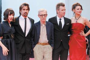 Festival : Une journée très américaine à la Mostra de Venise