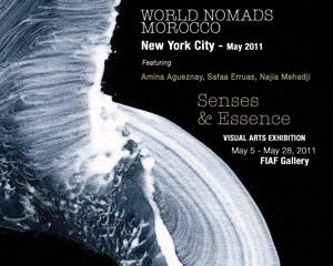 World Nomads Morocco : Un panel d'artistes marocains à New York