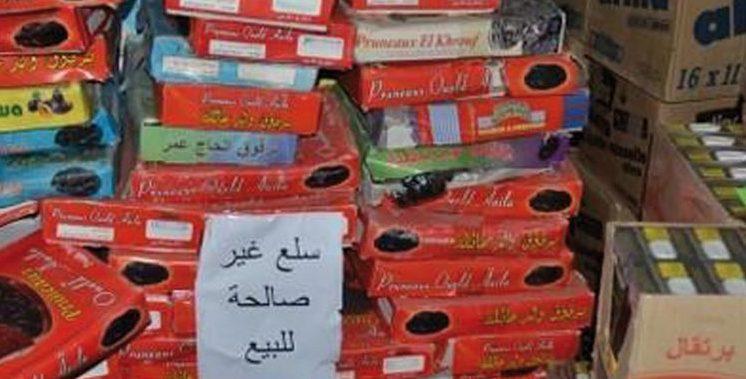 ONSSA : Saisie de  974 tonnes de produits impropres à la consommation