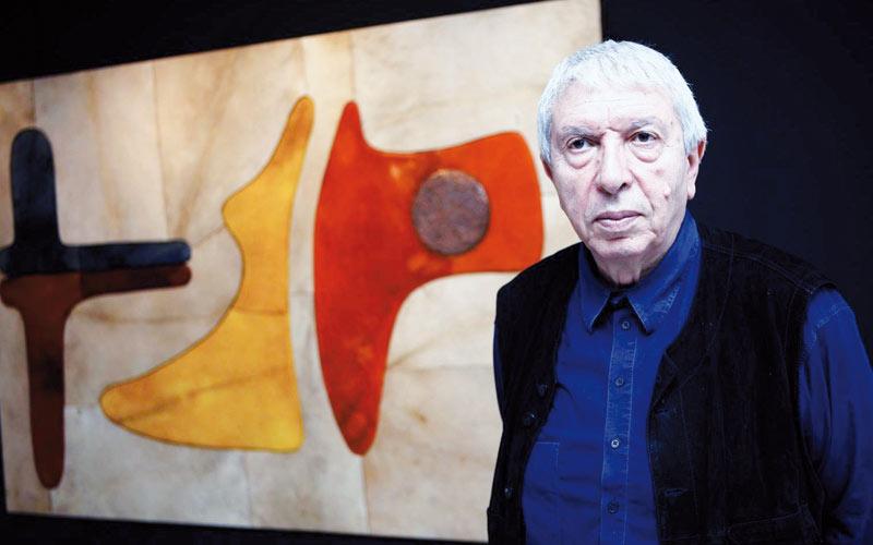 Retrospective 2014: Les arts moderne et contemporain sans Balkahia
