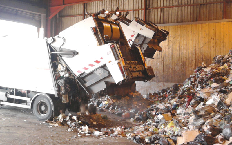 Déchets ménagers: Jusqu'à 1.000 tonnes de collectés à Fès chaque jour