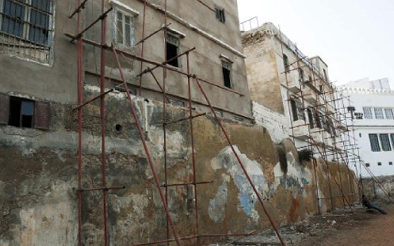 Habitat menaçant ruine : près de 4.000 cas traités sur 43.000