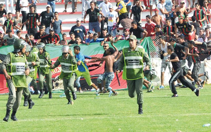 Football : 4 matches à huis clos et 30 000 dhs d'amende pour l'AS FAR