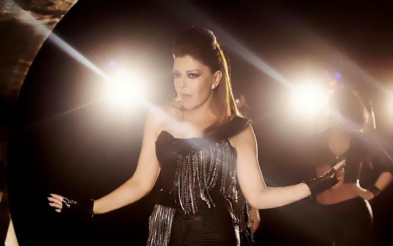 En vidéo. Samira Saïd est «mazal» très sexy et en forme