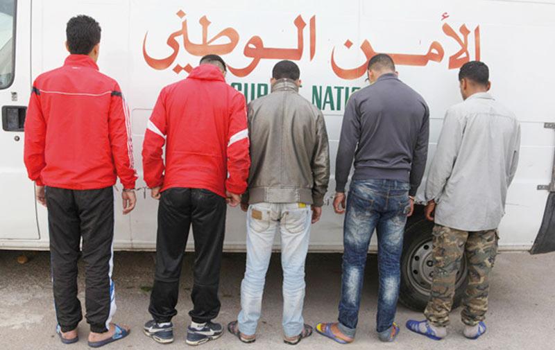 Lutte contre la criminalité : Plus de 39.000 personnes arrêtées en octobre