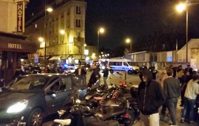 Paris : Fusillades et prise d'otages en cours dans la capitale française