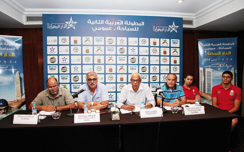 Championnats arabes de natation : Le Maroc défend ses chances avec 35 nageurs