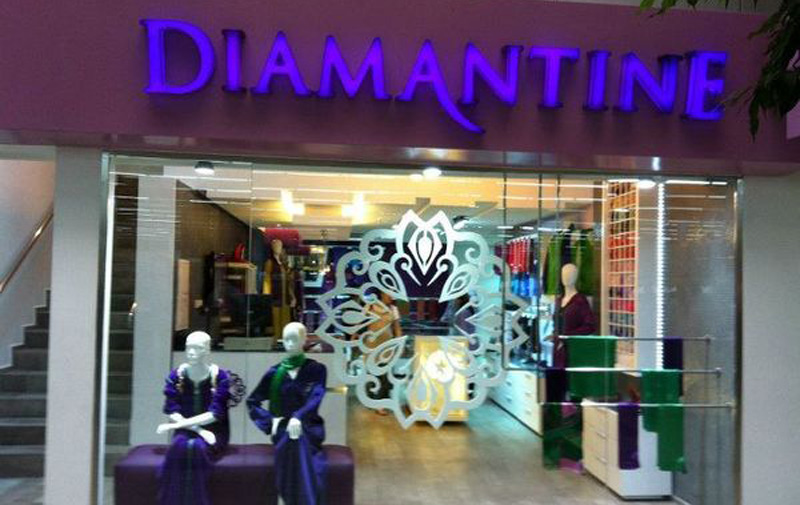 Diamantine : Une nouvelle collection tout en fraîcheur