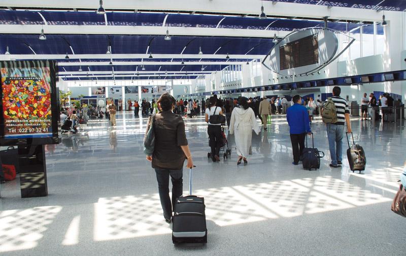 Trafic aérien : Plus de 17,6 millions de passagers en 2015