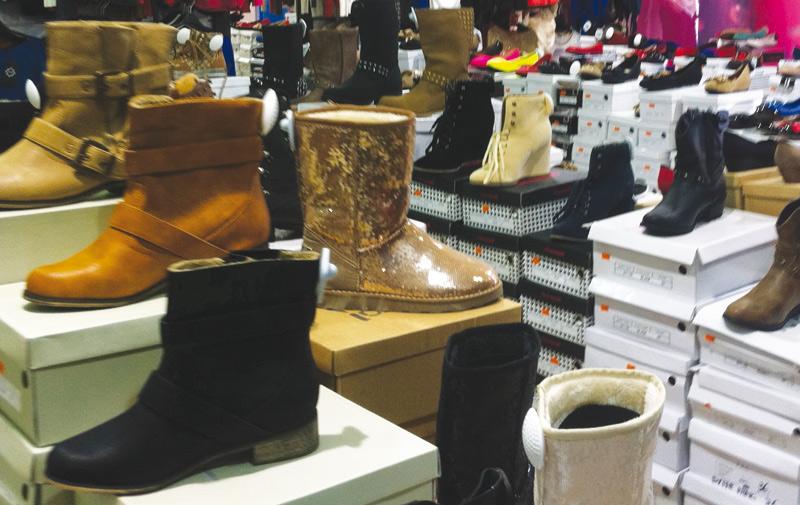 Alerte du CAPM / Chaussures chinoises : Du poison dans nos pieds