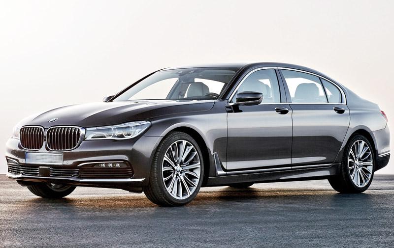 BMW Série 7: Tout ce qui se fait de mieux dans une seule voiture