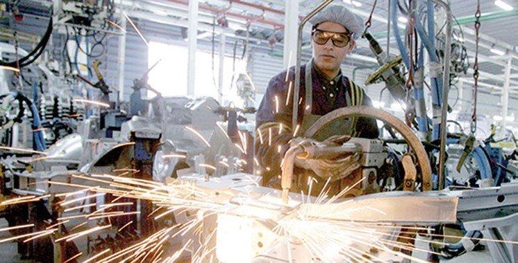 HCP: Hausse de  l'indice de la production des industries manufacturières