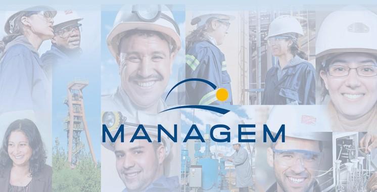 Managem, partenaire officiel de la Conférence mondiale  du cobalt
