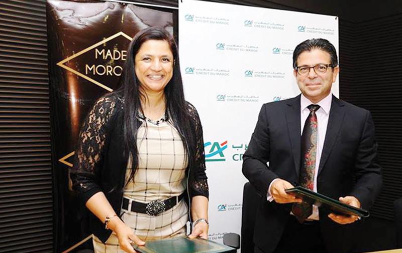 Promotion des exportations: Maroc Export signe avec Crédit du Maroc