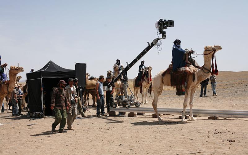 Cinéma : 100 millions de dollars investis au Maroc en 2014