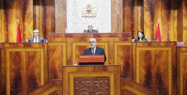Benkirane au Parlement pour discuter de la retraite
