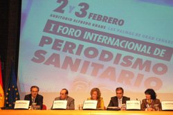 Événement : Le journalisme sanitaire débattu à Las Palmas