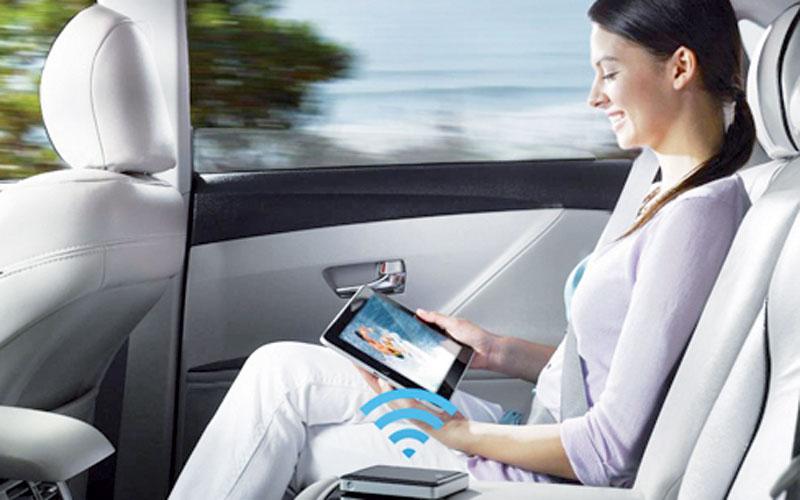 Augmentez la capacité de vos smartphones et tablettes avec un Wi-Fi