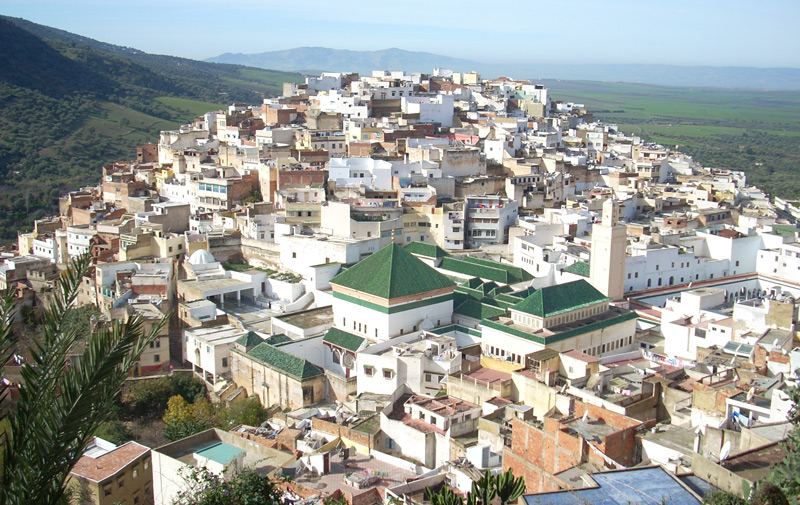 Zerhoun : ouverture du Moussem annuel Moulay Idriss Al Akbar