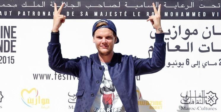 Avicii et  la «touche marocaine» de son nouvel album