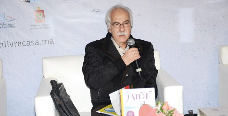 Abdellatif Laâbi reçoit à Mexico City  le prix de poésie «Nuevo Siglo de Oro»
