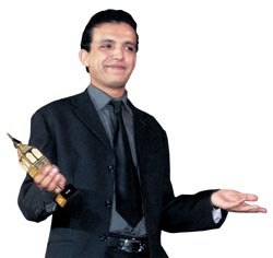 Abdessamad Miftahelkhayr, le premier one-man-show